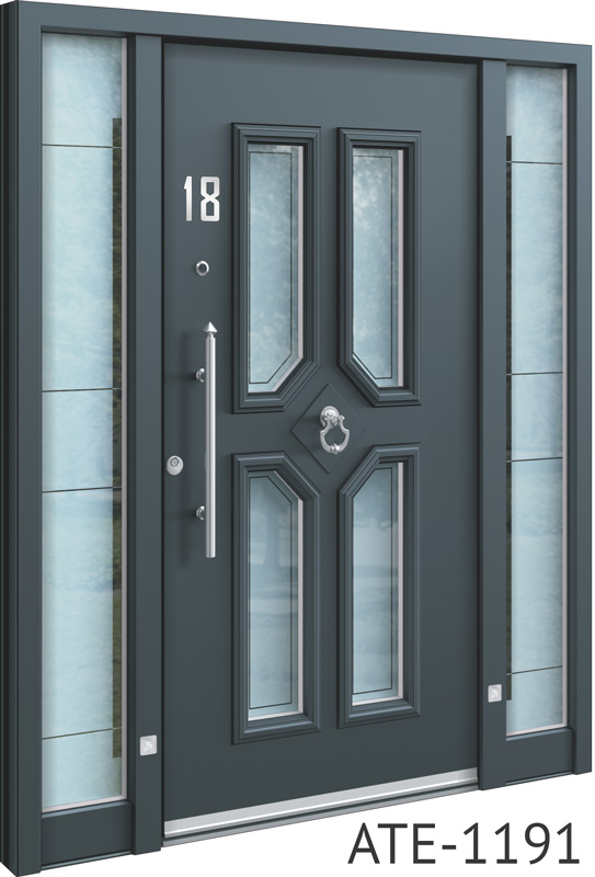 Aluminium front entrance doors & Spitfire S-500 Series Beautifully Engineered Aluminium Entrance Doors Pezcame.Com