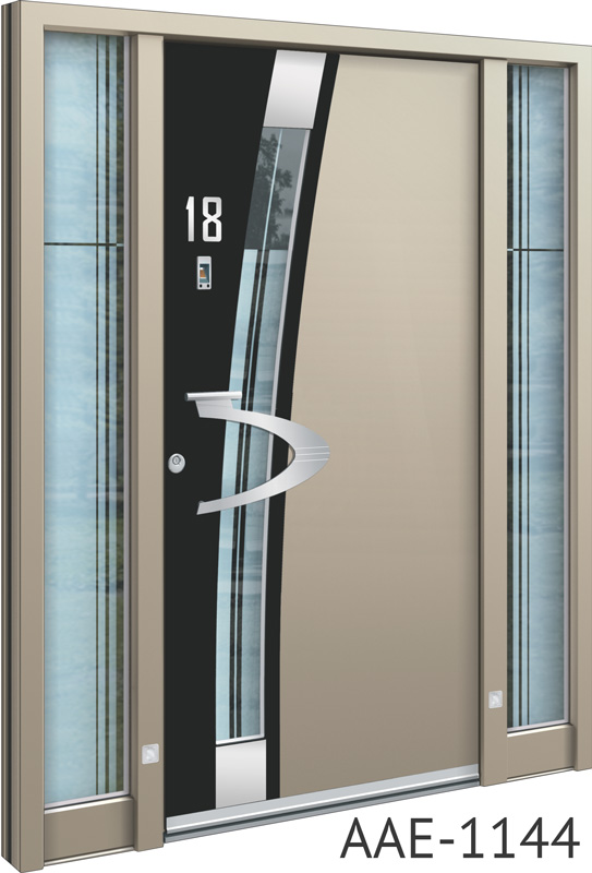Bespoke aluminium doors & Spitfire S-500 Series Beautifully Engineered Aluminium Entrance Doors Pezcame.Com